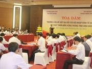 En Bac Giang seminario sobre integración internacional