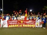 Sobresale Vietnam en Juegos Deportivos Escolares regionales