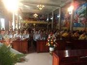 Destacan labores sobre asuntos religiosos de Bac Giang