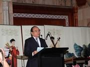 Buscan Vietnam y EAU promover cooperación multifacética