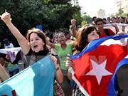 Opinión pública de EE.UU. aplaude normalización de relaciones con Cuba
