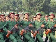 Reafirman dirección absoluta y directa del Partido sobre el ejército