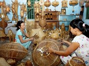 Impulsa Vietnam creación de marca para productos artesanos