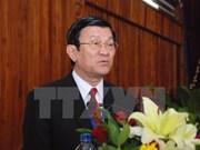 Presidente confía en perspectivas de nexos Vietnam - Cambodia