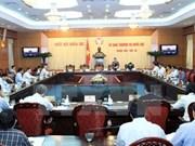 Comité parlamentario analiza formas de propiedad en Código Civil
