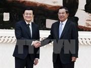 Vietnam y Cambodia profundizan nexos de amistad y cooperación integral