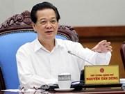 Premier exhorta mejoramiento de entorno inversionista