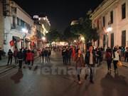 Alegría abarca Vietnam en Año Nuevo 2015