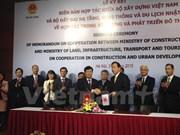 Vietnam y Japón cooperan en la construcción y desarrollo urbano