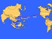 Rotura de cable dificulta conexión de Internet en Vietnam