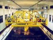 Desplazarán laboratorio de ensayo hidrodinámico a Hai Phong