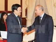 Confirman avance de cooperación Vietnam-Argelia
