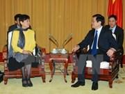 Vietnam y China impulsan relaciones de amistad