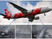 Recuperan 51 cadáveres del avión de Air Asia