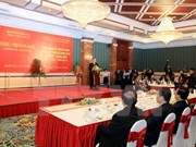 Conmemoran aniversario de nexos Vietnam-China