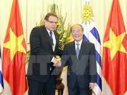 Parlamentos de Vietnam y Uruguay fortalecen vínculos