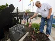 Veteranos vietnamitas y estadounidenses cultivan sus enlaces