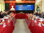 Ciudad Ho Chi Minh promueve cooperación social con Alemania