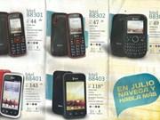 Fuerte incremento de exportaciones vietnamitas de celulares a Perú