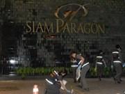 Tailandia arresta sospechosos del estallido en Bangkok