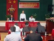 Exige premier vietnamita a Dak Lak reducir tasa de pobreza