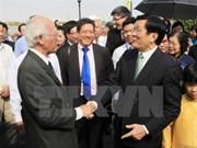 Presidente felicita a Viet Kieu en ocasión del Tet