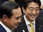 Japón y Tailandia fortalecen lazos de seguridad y economía