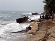 Dedica Vietnam más esfuerzos para enfrentar calamidades naturales