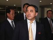 Indonesia y Corea del Norte buscan mejorar relaciones comerciales