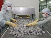 En aumento venta de camarones vietnamitas a Sudcorea