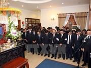 Efectúan servicio memorial de alto funcionario partidista de Vietnam