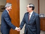 ASEAN y Sudcorea promueven cooperación multifacética