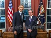 Vietnam y Estados Unidos refuerzan nexos
