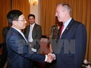 Vietnam y Estados Unidos preparan para vigésimo aniversario de relaciones