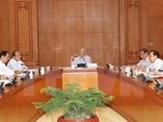 Líder partidista exhorta a agilizar tratamiento a delitos corruptivos