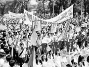 Telesur conmemora cuadragésimo aniversario de reunificación de Vietnam