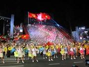 Programa artístico revive historia de lucha independista de Vietnam