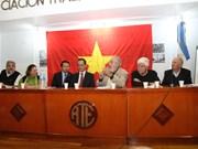 Coloquio sobre Ho Chi Minh en Argentina