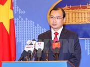 Construcción de faros chinos en Truong Sa viola soberanía de Vietnam