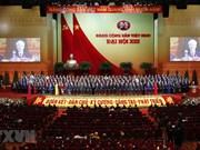 Presentan el Comité Central del Partido Comunista de Vietnam del XIII mandato