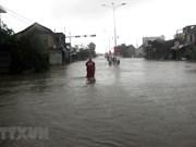 Inundaciones causan graves pérdidas en el centro de Vietnam