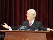 Concluye XIV pleno del Comité Central del Partido Comunista de Vietnam