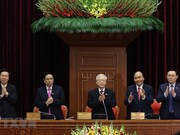 Comité Central reelige a Nguyen Phu Trong como secretario general del Partido Comunista de Vietnam