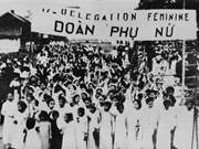 [Foto] Día Nacional de la Mujer de Vietnam