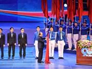 Ceremonia por el aniversario 90 de Unión de Jóvenes Comunistas Ho Chi Minh