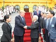26 años de relaciones diplomáticas Vietnam - Estados Unidos (1995 - 2021)
