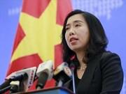 Vietnam determinado a defender su soberanía en el Mar del Este