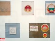 Historia de creación del escudo nacional de Vietnam