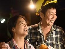 [Foto] Rescatan con vida a 12 niños desaparecidos en cueva de Tailandia