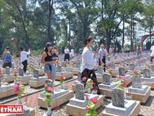 [Fotos] Cementerio nacional de Truong Son